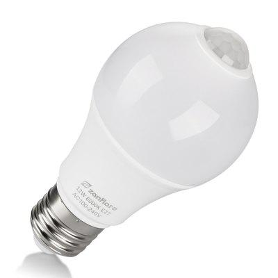 zanflare QP6012SA Infrared Motion Sensor Light Bulb  –  WHITE  Review and Coupon Code