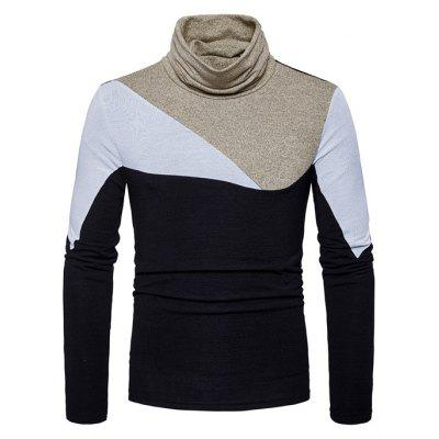 Men Sweater Stylish Warm Long Sleeves