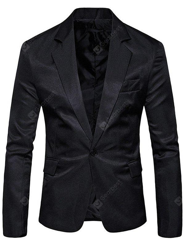 Uomo Business Casual Ultra Sottile Morbido Blazer