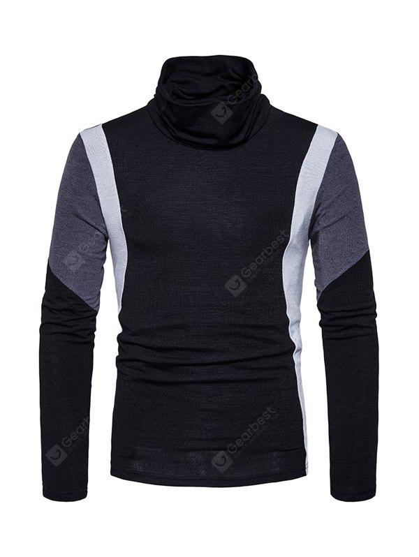 Men Sweater Fashion Casual Long Sleeves