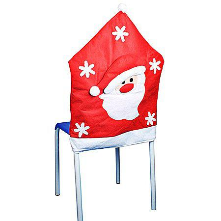Christmas Best Gift Decorations Chair Cover