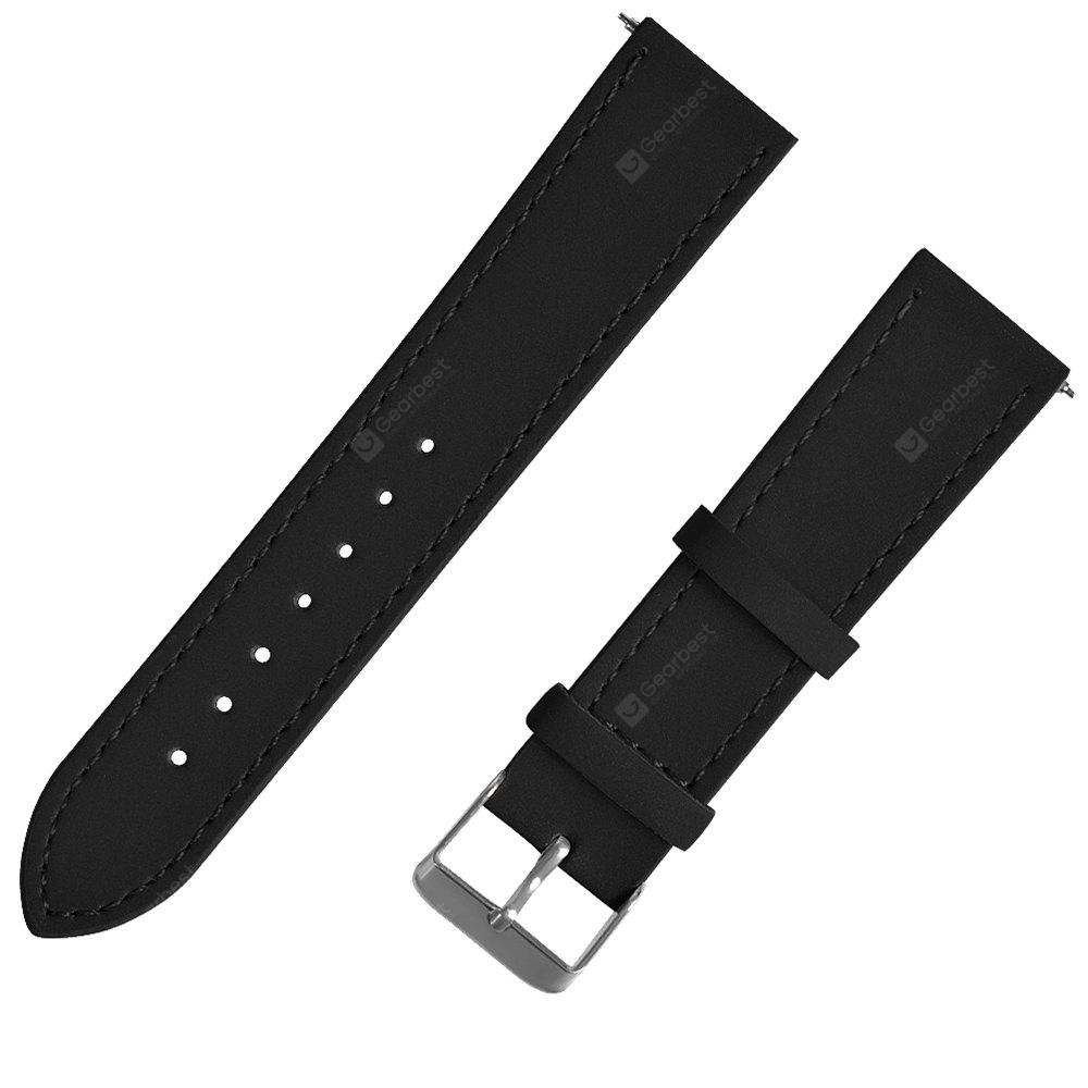 20mm Strap for Xiaomi Huami Amazfit Bip Lite ed. Smartwatch, BLACK, Consumer Electronics, Smart Watch Accessories