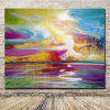 Mintura Modern Oil Painting Abstract Landscape Wall Art - COLORMIX