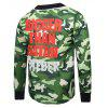 Mr 1991 INC Miss Go Men Jackets 3D Printed Camouflage - GREEN