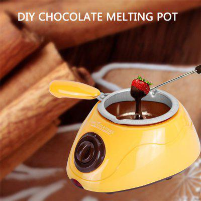 Electric Chocolate Melting Pot for Fondue Party