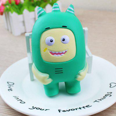 Buy Cute Jumbo Squishy Slow Rising Stress Relief Toy 1pc, GREEN, Toys & Hobbies, Stress & Fidget Toys, Squishy toys for $4.07 in GearBest store