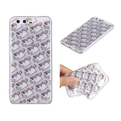 Cartoon Theme Painted TPU Clear Soft Case for HUAWEI P10Cases &amp; Leather<br>Cartoon Theme Painted TPU Clear Soft Case for HUAWEI P10<br><br>Compatible Model: P 10<br>Features: Rear Case<br>Mainly Compatible with: HUAWEI<br>Material: TPU<br>Package Contents: 1 x Cover Case<br>Package size (L x W x H): 15.90 x 8.00 x 1.50 cm / 6.26 x 3.15 x 0.59 inches<br>Package weight: 0.0380 kg<br>Product Size(L x W x H): 14.70 x 7.20 x 0.90 cm / 5.79 x 2.83 x 0.35 inches<br>Product weight: 0.0200 kg