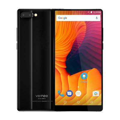 Vernee Mix 2 4G Phablet 6.0 inch Android 7.0 MTK6757CD Octa Core 2.5GHz 4GB RAM 64GB ROM 13.0MP + 5.0MP Dual Rear Cameras Fingerprint Scanner 2017 Coupon Code and Review