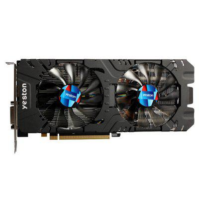 Yeston AMD Radeon RX570 4G GDDR5 Graphics Card