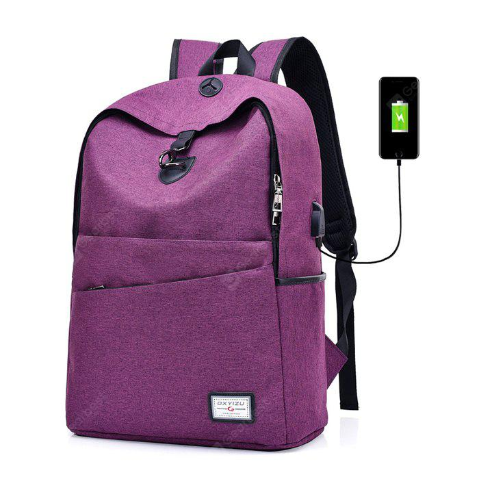 d3bfb23c46c Men Leisure Anti-theft Backpack with USB Port -  28.62 Free Shipping ...