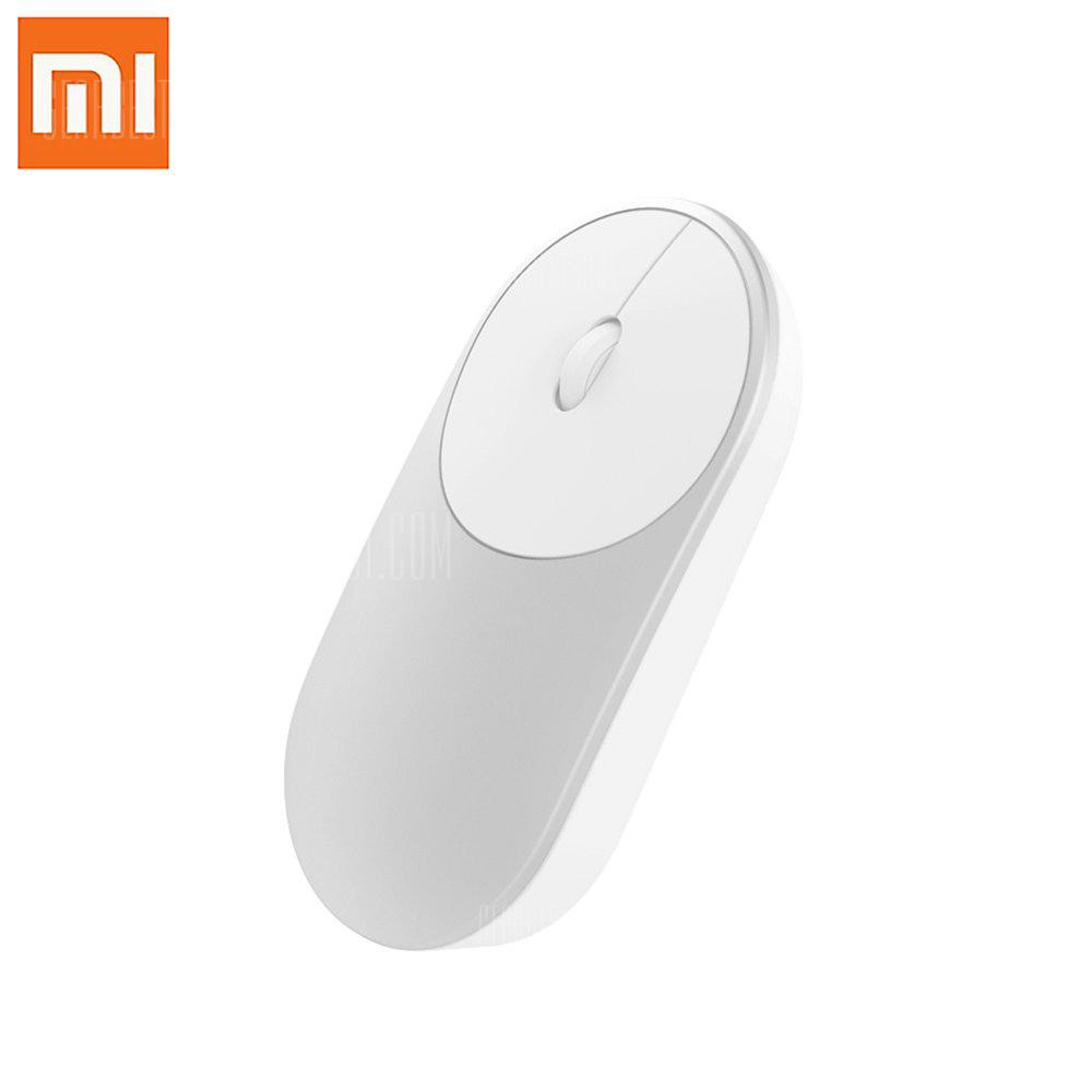 Original Xiaomi Portable Mouse - SILVER
