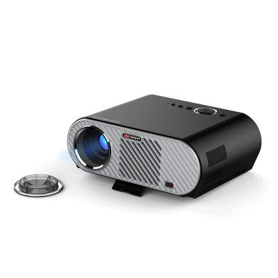 VIVIBRIGHT GP90 Projecteur 3200 Lumens Home Cinéma Supportant 1080P