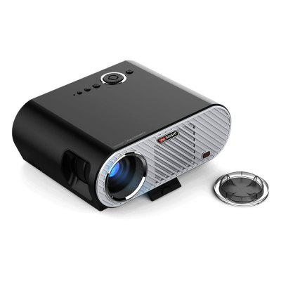 Купить со скидкой VIVIBRIGHT GP90 LCD Projector 3200 Lumens