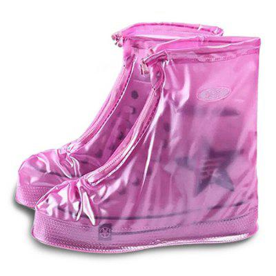 518 Waterproof Shoe CoversRaincoats<br>518 Waterproof Shoe Covers<br><br>Contents: 1 x Rainshoes<br>Package Dimension: 27.00 x 18.00 x 24.00 cm / 10.63 x 7.09 x 9.45 inches<br>Package Weights: 0.2300KG<br>Product Weights: 0.2100KG