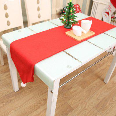 Christmas Hat Design TableclothChristmas Supplies<br>Christmas Hat Design Tablecloth<br><br>For: All<br>Material: Nonwoven<br>Package Contents: 1 x Tablecloth<br>Package size (L x W x H): 34.00 x 10.00 x 10.00 cm / 13.39 x 3.94 x 3.94 inches<br>Package weight: 0.1400 kg<br>Product weight: 0.1200 kg<br>Usage: Christmas