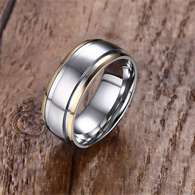 8MM Classic Comfort Fit Titanium Women RingRings<br>8MM Classic Comfort Fit Titanium Women Ring<br><br>Package Contents: 1 x Ring<br>Package size (L x W x H): 2.80 x 3.50 x 3.50 cm / 1.1 x 1.38 x 1.38 inches<br>Package weight: 0.0280 kg<br>Product weight: 0.0070 kg<br>Style: Fashion<br>Type: Rings