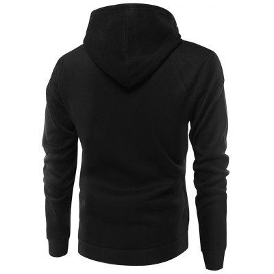 Simple Solid Color HoodieMens Hoodies &amp; Sweatshirts<br>Simple Solid Color Hoodie<br><br>Clothes Type: Hoodie<br>Material: Cotton, Polyester<br>Occasion: Casual<br>Package Contents: 1 x Hoodie<br>Package size: 40.00 x 30.00 x 4.00 cm / 15.75 x 11.81 x 1.57 inches<br>Package weight: 0.4800 kg<br>Pattern: Solid Color<br>Product weight: 0.4500 kg<br>Style: Casual<br>Thickness: Regular