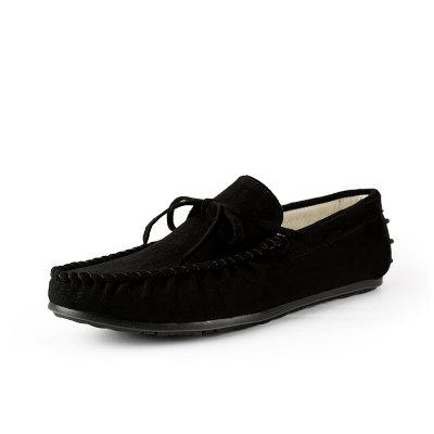 Male Classic Soft Light Driving Flat LoaferFlats &amp; Loafers<br>Male Classic Soft Light Driving Flat Loafer<br><br>Closure Type: Slip-On<br>Contents: 1 x Pair of Shoes, 1 x Box, 1 x Dustproof Paper<br>Function: Slip Resistant<br>Materials: Rubber, Suede<br>Occasion: Tea Party, Shopping, Party, Office, Holiday, Formal, Dress, Daily, Casual<br>Outsole Material: Rubber<br>Package Size ( L x W x H ): 33.00 x 24.00 x 13.00 cm / 12.99 x 9.45 x 5.12 inches<br>Package Weights: 0.80kg<br>Pattern Type: Solid<br>Seasons: Autumn,Spring<br>Style: Modern, Leisure, Formal, Fashion, Comfortable, Casual, Business<br>Toe Shape: Round Toe<br>Type: Flat Shoes<br>Upper Material: Suede