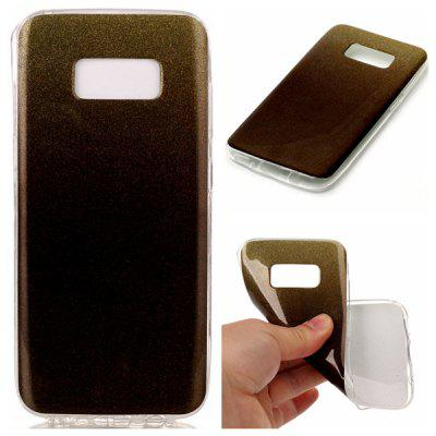 Luxury Slim Glitter Powder TPU Soft Case for Samsung Galaxy S8Samsung S Series<br>Luxury Slim Glitter Powder TPU Soft Case for Samsung Galaxy S8<br><br>Compatible with: Samsung Galaxy S8<br>Features: Back Cover<br>For: Samsung Mobile Phone<br>Material: TPU<br>Package Contents: 1 x Cover Case<br>Package size (L x W x H): 16.00 x 8.00 x 2.00 cm / 6.3 x 3.15 x 0.79 inches<br>Package weight: 0.2500 kg<br>Product size (L x W x H): 15.00 x 7.10 x 1.00 cm / 5.91 x 2.8 x 0.39 inches<br>Product weight: 0.0250 kg<br>Style: Lightweight, Fashion, Novelty