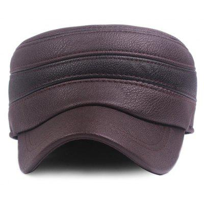 Fleece Thicken Ear Protection  Baseball Hat for MenMens Hats<br>Fleece Thicken Ear Protection  Baseball Hat for Men<br><br>Contents: 1 x Hat<br>Feature: Breathable<br>Gender: Men<br>Material: PU<br>Package size (L x W x H): 30.00 x 25.00 x 4.00 cm / 11.81 x 9.84 x 1.57 inches<br>Package weight: 0.0900 kg<br>Product weight: 0.0700 kg<br>Style: Casual<br>Type: Baseball Cap