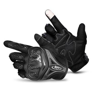 Pair of Full Finger Drop Resistant Cycling Gloves