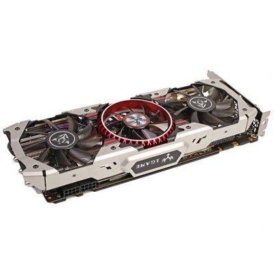 Original Colorful iGame1080 X - 8GD5X Top Graphics CardGraphics &amp; Video Cards<br>Original Colorful iGame1080 X - 8GD5X Top Graphics Card<br><br>Brand: Colorful<br>Built-in Cooler Fan: Yes<br>Core Number: GeForce GTX 1080<br>Manufacturing Process: 16nm<br>Material: Aluminum<br>Model: iGame1080 X - 8GD5X<br>Package size: 33.20 x 20.00 x 6.00 cm / 13.07 x 7.87 x 2.36 inches<br>Package weight: 2.1400 kg<br>Packing List: 1 x Original Colorful iGame1080 X - 8GD5X Top Graphics Card, 1 x CD, 2 x 8 Pin Cable, 1 x iGame Tool Kit, 1 x English Manual<br>Power Interface: 8 + 8Pin<br>Product size: 30.20 x 14.80 x 4.50 cm / 11.89 x 5.83 x 1.77 inches<br>Product weight: 1.2000 kg<br>Supports System: Win 2000, Win8 64, Win 2008, Win vista, Win XP, Win7 32, Win7 64, Win8 32<br>Video Memory Bit Wide: 256bit<br>Video Memory Capacity: 8GB<br>Video Memory Frequency: 10010MHz<br>Video Memory Type: GDDR5X