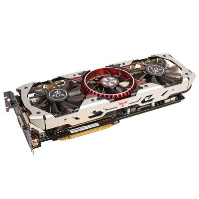 Фото Original Colorful iGame1080 X - 8GD5X Top Graphics Card. Купить в РФ