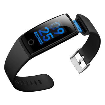 V10 Bluetooth 4.0 Smart Wristband Android iOS CompatibilitySmart Watches<br>V10 Bluetooth 4.0 Smart Wristband Android iOS Compatibility<br><br>Alert type: Vibration<br>Anti-lost: Yes<br>Available Color: Black,Blue,Red<br>Band material: TPU<br>Band size: 24.60 x 2.14 cm / 9.69 x 0.84 inches<br>Battery  Capacity: 150mAh<br>Bluetooth calling: Caller ID display,Callers name display,Phone call reminder,Reject answer the phone<br>Bluetooth Version: Bluetooth 4.0<br>Built-in chip type: Nordic 52832<br>Case material: ABS<br>Charging Time: About 2hours<br>Compatability: Android 4.3 / iOS 8.0 and above systems<br>Compatible OS: IOS, Android<br>Dial size: 4.50 x  2.14 x 1.23 cm / 1.77 x 0.84 x 0.48 inches<br>Groups of alarm: 10<br>Health tracker: Blood Pressure,Heart rate monitor,Pedometer,Sedentary reminder,Sleep monitor<br>IP rating: IP67<br>Language: English,French,German,Italian,Japanese,Korean,Portuguese,Russian,Simplified Chinese,Spanish,Traditional Chinese,Vietnamese<br>Locking screen: 8<br>Messaging: Message reminder<br>Notification: Yes<br>Notification type: G-mail, WhatsApp, Wechat, Facebook, Skype, LinkedIn, Twitter<br>Operating mode: Touch Screen<br>Other Function: Fatigue detection, Countdown, Alarm, Stopwatch<br>Package Contents: 1 x Smart Wristband, 1 x Chinese-English User Manual<br>Package size (L x W x H): 14.00 x 10.00 x 3.00 cm / 5.51 x 3.94 x 1.18 inches<br>Package weight: 0.0800 kg<br>People: Female table,Male table<br>Product size (L x W x H): 24.60 x 2.14 x 1.23 cm / 9.69 x 0.84 x 0.48 inches<br>Product weight: 0.0253 kg<br>RAM: 64MB<br>Remote control function: Remote Camera<br>ROM: 512MB<br>Screen: IPS<br>Screen resolution: 160 x 80<br>Screen size: 0.96 inch<br>Shape of the dial: Rectangle<br>Standby time: 15 days<br>Type of battery: Li-ion Battery<br>Waterproof: Yes