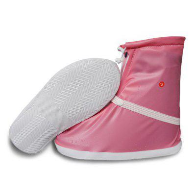 Stereo Waterproof Rain Shoe Covers - 1 Pair