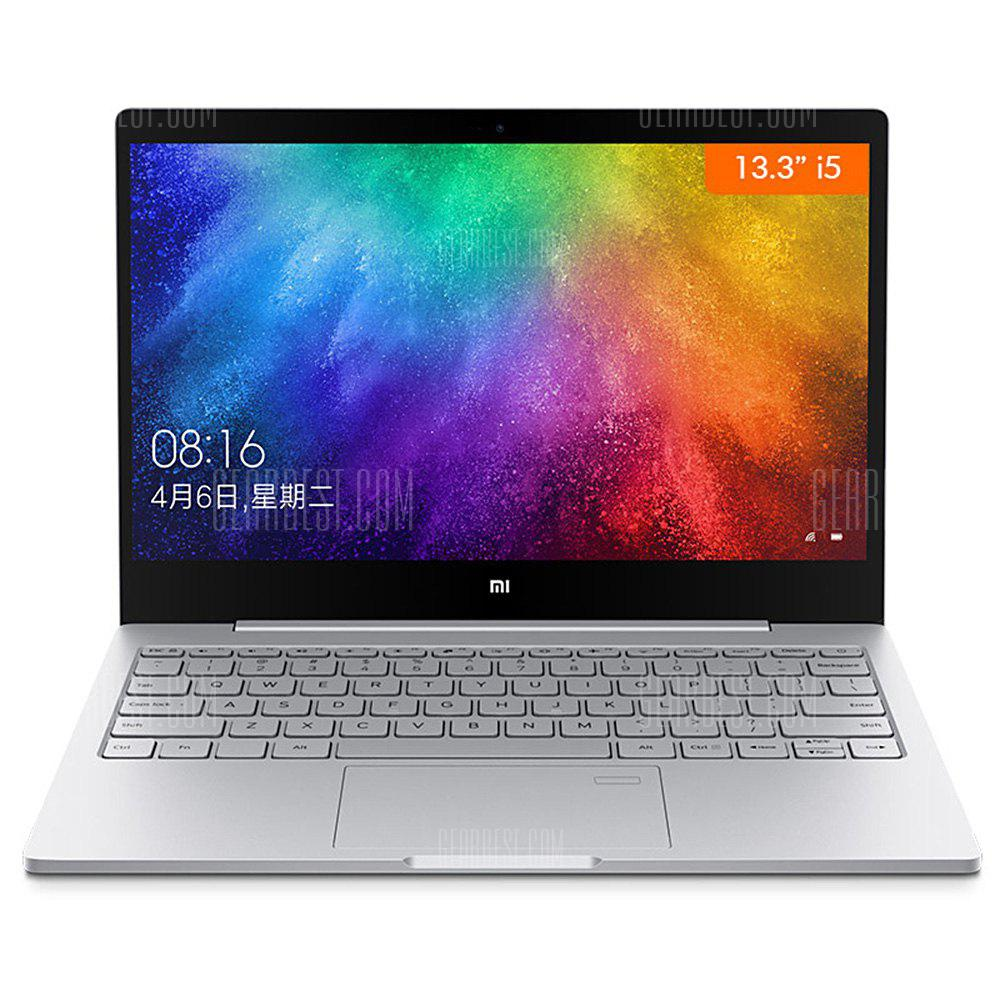 Xiaomi Mi Notebook Air 13.3 - SILVER 8GB + 256GB + HD GRAPHICS 620