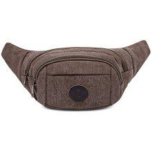 Durable Canvas Waist Bag