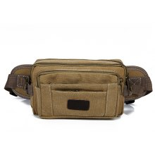 Fashion Durable Canvas Waist Bag