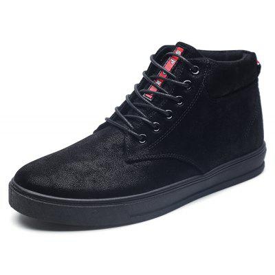 Male Quintessential Soft Padded Ankle BootsMens Boots<br>Male Quintessential Soft Padded Ankle Boots<br><br>Closure Type: Lace-Up<br>Contents: 1 x Pair of Shoes, 1 x Box, 1 x Dustproof Paper<br>Function: Slip Resistant<br>Materials: Rubber, Suede<br>Occasion: Tea Party, Shopping, Party, Office, Holiday, Formal, Dress, Daily, Casual<br>Outsole Material: Rubber<br>Package Size ( L x W x H ): 33.00 x 22.00 x 11.00 cm / 12.99 x 8.66 x 4.33 inches<br>Package Weights: 0.85kg<br>Pattern Type: Solid<br>Seasons: Autumn,Spring<br>Style: Modern, Leisure, Formal, Fashion, Comfortable, Casual, Business<br>Toe Shape: Round Toe<br>Type: Boots<br>Upper Material: Suede