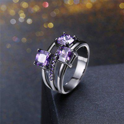 Classic Hollow Artificial Zircon Women RingRings<br>Classic Hollow Artificial Zircon Women Ring<br><br>Package Contents: 1 x Ring<br>Package size (L x W x H): 4.00 x 3.40 x 3.00 cm / 1.57 x 1.34 x 1.18 inches<br>Package weight: 0.0261 kg<br>Product weight: 0.0061 kg<br>Style: Fashion<br>Type: Rings