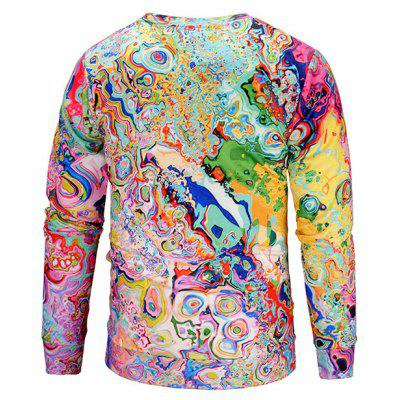 Mr 1991 INC Miss Go Graffiti Graphic 3D Printing SweatshirtMens Hoodies &amp; Sweatshirts<br>Mr 1991 INC Miss Go Graffiti Graphic 3D Printing Sweatshirt<br><br>Brand: Mr.1991INC&amp;Miss.Go<br>Clothes Type: Hoodie<br>Material: Polyester, Spandex<br>Occasion: Casual<br>Package Contents: 1 x Sweatshirt<br>Package size: 38.00 x 30.00 x 2.00 cm / 14.96 x 11.81 x 0.79 inches<br>Package weight: 0.4200 kg<br>Product weight: 0.4000 kg<br>Style: Casual<br>Thickness: Regular