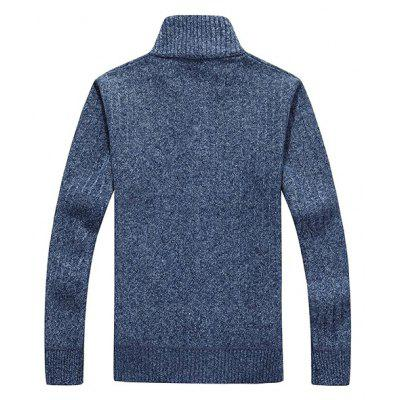 Classic Warm-lined CardiganMens Sweaters &amp; Cardigans<br>Classic Warm-lined Cardigan<br><br>Closure Type: Zipper<br>Material: Polyester<br>Occasion: Casual<br>Package Contents: 1 x Cardigan<br>Package size: 35.00 x 25.00 x 2.00 cm / 13.78 x 9.84 x 0.79 inches<br>Package weight: 0.6200 kg<br>Product weight: 0.6000 kg<br>Style: Casual<br>Thickness: Thick