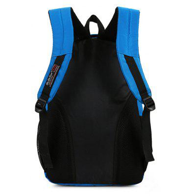 Outdoor Stylish Lightweight Water-resistant BackpackBackpacks<br>Outdoor Stylish Lightweight Water-resistant Backpack<br><br>Features: Wearable<br>Gender: Unisex<br>Material: Oxford Fabric<br>Package Size(L x W x H): 49.00 x 33.00 x 2.00 cm / 19.29 x 12.99 x 0.79 inches<br>Package weight: 0.8200 kg<br>Packing List: 1 x Backpack<br>Product weight: 0.8000 kg<br>Style: Casual, Fashion<br>Type: Backpacks