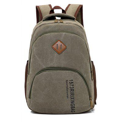 Men Trendy Canvas Laptop BackpackBackpacks<br>Men Trendy Canvas Laptop Backpack<br><br>Features: Wearable<br>Gender: Men<br>Material: Canvas<br>Package Size(L x W x H): 33.00 x 2.00 x 46.00 cm / 12.99 x 0.79 x 18.11 inches<br>Package weight: 0.7200 kg<br>Packing List: 1 x Backpack<br>Product weight: 0.7000 kg<br>Style: Casual, Fashion<br>Type: Backpacks