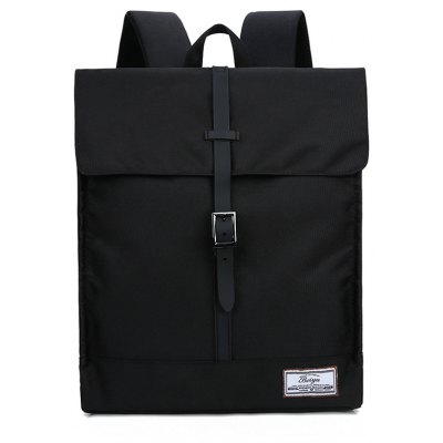 Simple Canvas Leather-trimmed BackpackBackpacks<br>Simple Canvas Leather-trimmed Backpack<br><br>Features: Wearable<br>Gender: Unisex<br>Material: Canvas<br>Package Size(L x W x H): 36.00 x 4.00 x 41.00 cm / 14.17 x 1.57 x 16.14 inches<br>Package weight: 0.5000 kg<br>Packing List: 1 x Backpack<br>Product weight: 0.4800 kg<br>Style: Casual, Fashion<br>Type: Backpacks