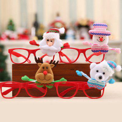 Buy Christmas Creative Kids Adults Eyeglasses Frame 1pc, MULTI, Home & Garden, Party Supplies, Christmas Supplies for $2.47 in GearBest store