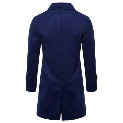 Classic Turn Down Collar Wool Blazer JacketMens Jackets &amp; Coats<br>Classic Turn Down Collar Wool Blazer Jacket<br><br>Closure Type: Single Breasted<br>Clothes Type: Wool &amp; Blends<br>Collar: Turn-down Collar<br>Embellishment: Others<br>Materials: Cotton, Polyester<br>Occasion: Daily Use<br>Package Content: 1 x Wool Jacket<br>Package Dimension: 50.00 x 40.00 x 5.00 cm / 19.69 x 15.75 x 1.97 inches<br>Package weight: 1.2000 kg<br>Pattern Type: Solid<br>Product weight: 1.1000 kg<br>Seasons: Autumn,Winter<br>Shirt Length: Long<br>Sleeve Length: Long Sleeves<br>Style: Casual<br>Thickness: Medium thickness
