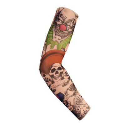 Unisex Tattoo Arm Sleeves Sun Protection Accessory 1PC