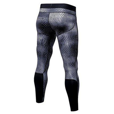 3D Stereo Printed Sports Elastic Pants for MenWeight Lifting Clothes<br>3D Stereo Printed Sports Elastic Pants for Men<br><br>Features: Breathable, High elasticity, Quick Dry<br>Gender: Men<br>Material: Polyester, Spandex<br>Package Content: 1 x Pair of Pants<br>Package size: 35.00 x 25.00 x 2.00 cm / 13.78 x 9.84 x 0.79 inches<br>Package weight: 0.2200 kg<br>Product weight: 0.2000 kg<br>Types: Pants