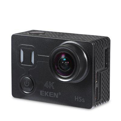 EKEN H5s 4K Ultra HD EIS Anti-shake Action Camera