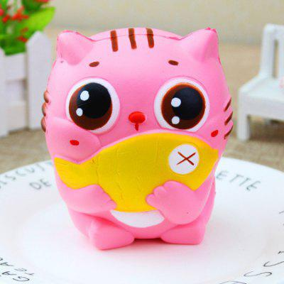 Jumbo Squishy Squeeze Anti-stress Cute Cat Toy