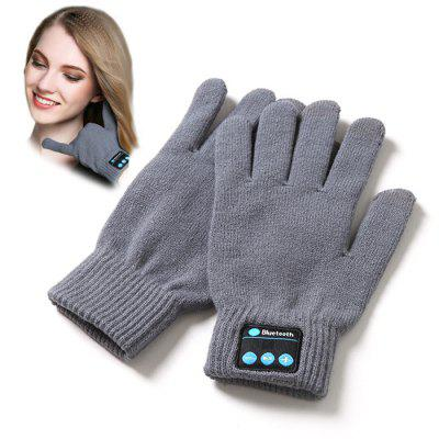CTSmart Pair of Bluetooth Gloves Music / Call / Touch Screen