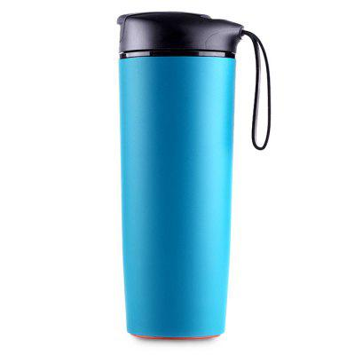 Suction Bottle Portable Cup Sports for Office Home