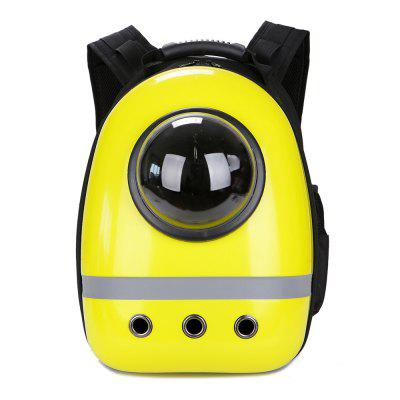 Convenient Breathable Space Capsule Pet Bubble Backpack