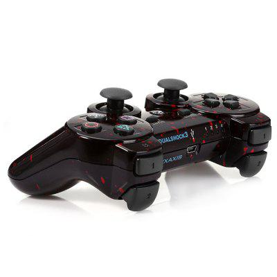 PS3 Wireless Vibration Game Controller HandleGame Controllers<br>PS3 Wireless Vibration Game Controller Handle<br><br>Battery Capacity (mAh): 400mAh<br>Battery Type: Built-in<br>Battery Voltage: 3.7V<br>Bluetooth Version: V4.0<br>Charge way: USB Charge<br>Charging Time: 1.5h<br>Compatible with: Sony PS3<br>Connection Type: Bluetooth<br>Features: Joystick<br>Functions: Bluetooth, Vibration<br>Material: ABS<br>Package Contents: 1 x Game Controller<br>Package size: 16.00 x 12.00 x 7.00 cm / 6.3 x 4.72 x 2.76 inches<br>Package weight: 0.1950 kg<br>Product size: 14.00 x 9.50 x 6.00 cm / 5.51 x 3.74 x 2.36 inches<br>Product weight: 0.1690 kg<br>System support: PS3<br>Working Time: 4h