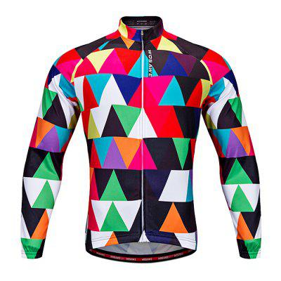 WOSAWE BC239 Unisex Outdoor Long Sleeve Cycling Jacket